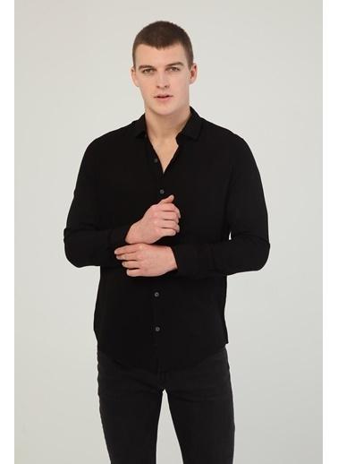 Modaset Gömlek Siyah